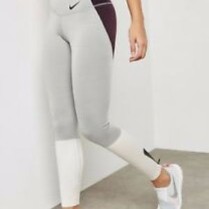 Nike Legendary Training Tights with Zippers